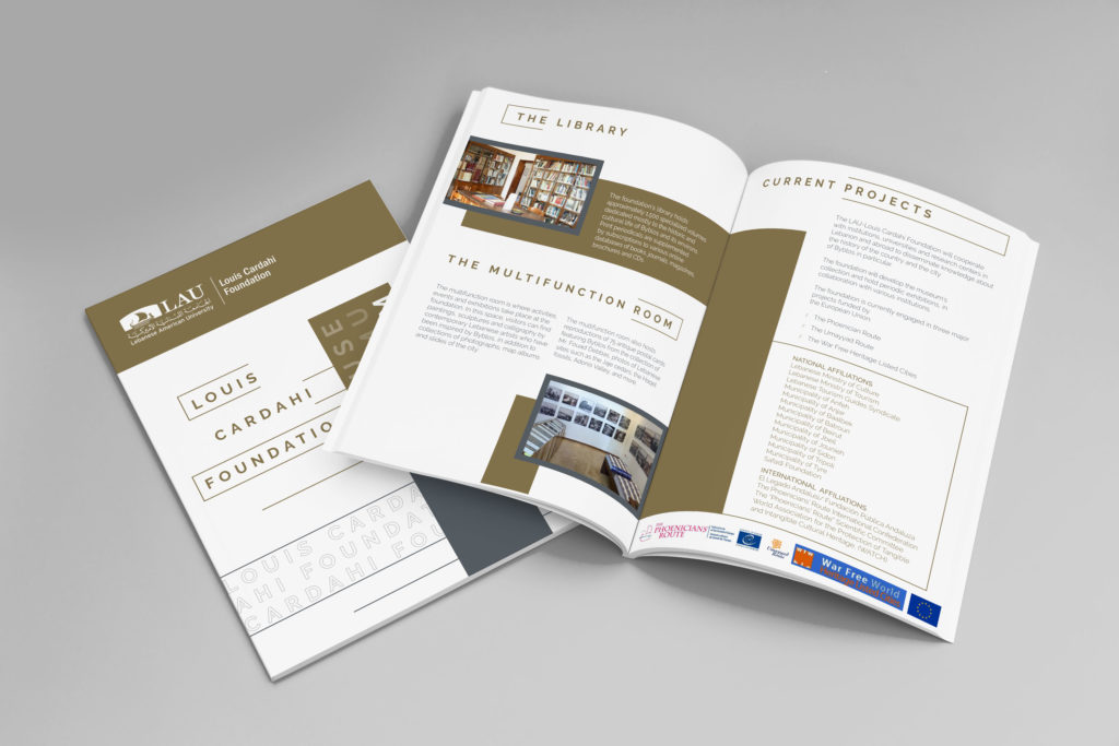 LCF-Brochure